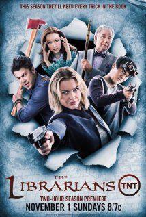 Season 3 - 2016!  Bibliotekarze (2014) Poster