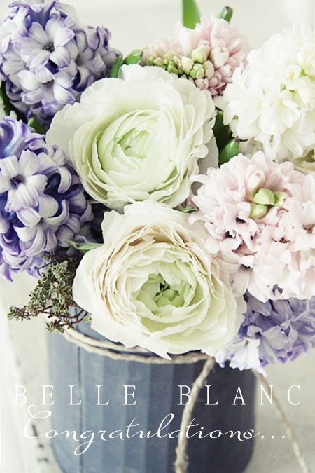 21 Fresh Cut Spring Flower Arrangments and Bouquets - A Trendy Blog for Moms - M...