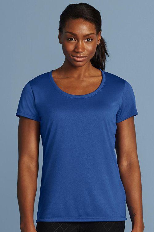 Tricou damă Performance Core Gildan din 100% poliester #tricouri #femei #personalizate #sport #promotionale