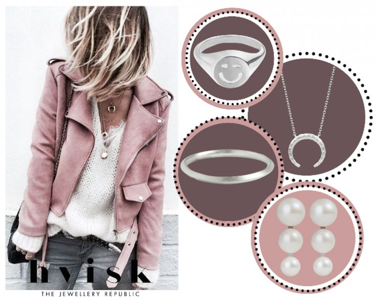 collage inspo #collage #inspo #hvisk #jewellery #jewelry #jewelery #danish #fashion #fash #outlet #girl #scandinavian #silver #necklace #ring #earrings #rings