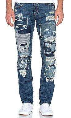 Облегающие джинсы deimos - PRPS Goods & Co., PRPS Goods & Co.