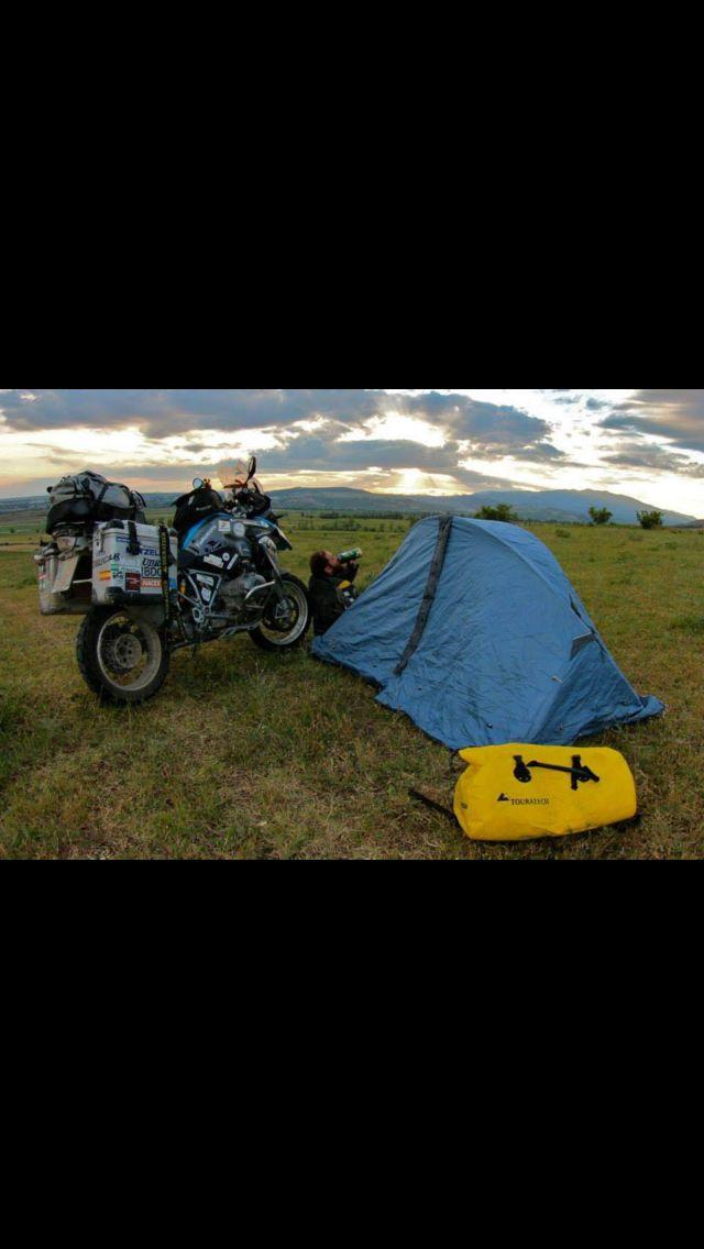 #Adventure rider