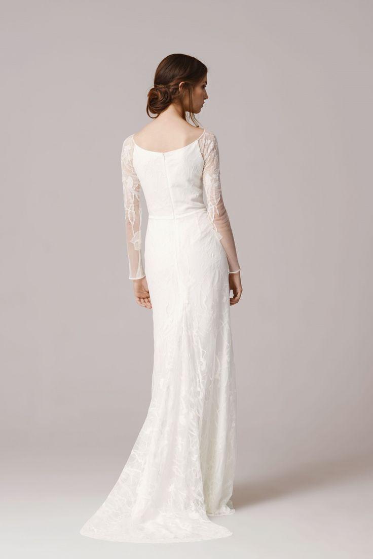 40 besten Lange Brautkleider im brautgeflüster Bilder auf Pinterest ...