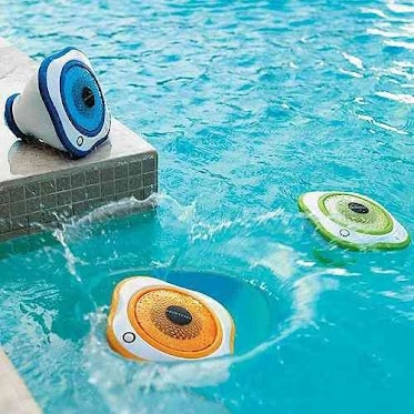ED floating speakers, need these for the cottage!!