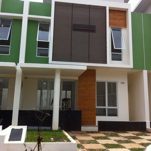 Model Rumah Minimalis 2 Lantai 20