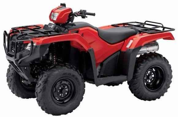 New 2017 Honda FourTrax Foreman 4x4 ES EPS ATVs For Sale in Ohio. Some jobs, it doesn't matter if the work gets done today or tomorrow. Or if it's raining or cold or blazing hot outside. Others, need to get done now, and done right the first time. Especially if you have people counting on you, or your paycheck riding on the line. That's when you need the best tools—and the best help—that you can find. That's when you need a Honda FourTrax Foreman.