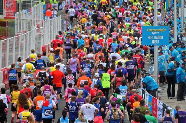 London Marathon 2016: How to track friends and loved ones during...: London Marathon 2016: How to track friends and… #LondonMarathon2016