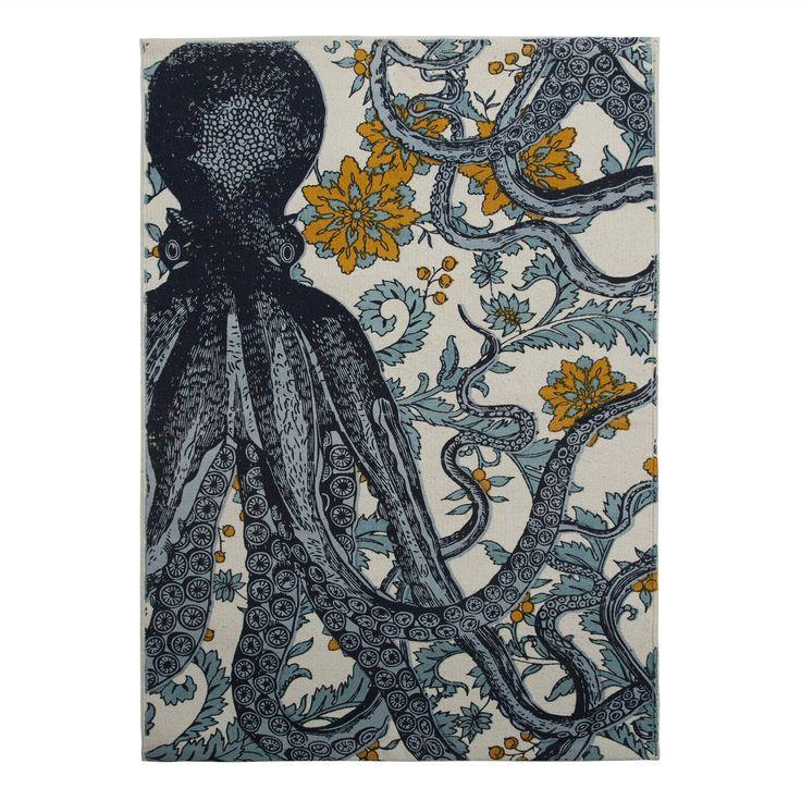 Thomas Paul Bath Octopus Bath Mat | AllModern
