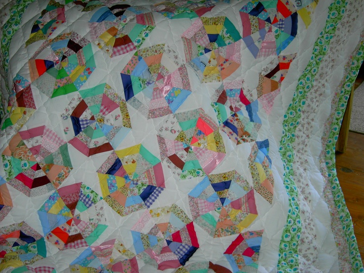 Tatums quilt made in 2009???
