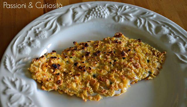 #pollo ai #cornflakes - #chicken and #cornflakes   Passioni & Curiosità