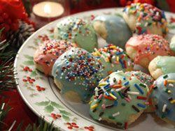 Italian Christmas Cookies | mrfood.com