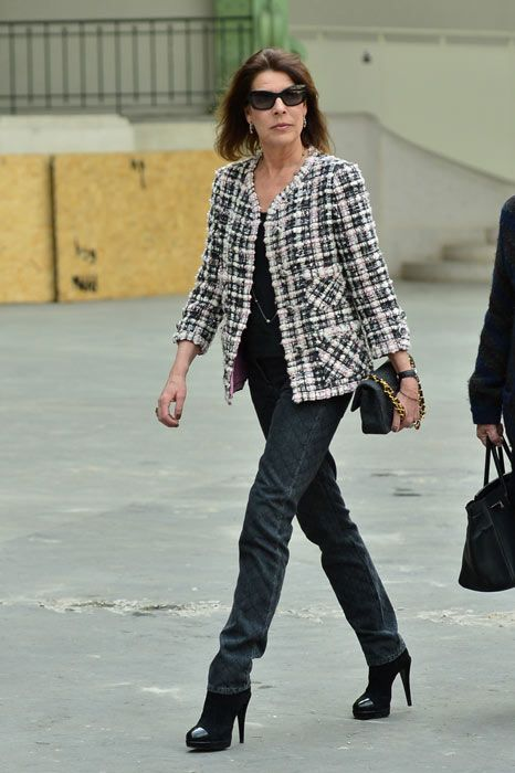 Princess Caroline of Monaco to wear Chanel on son's big day - Photo 2 | Celebrity news in hellomagazine.com