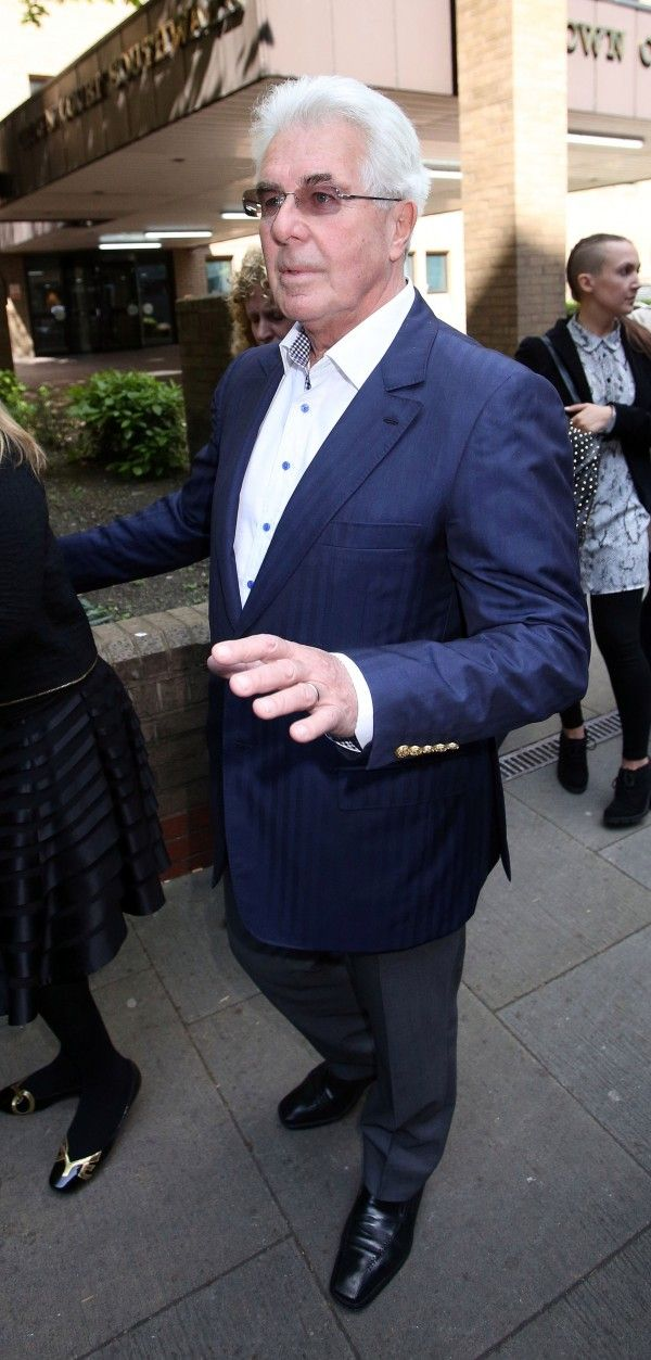 Max Clifford 'used his power' to 'humiliate' girl into sex act, court told
