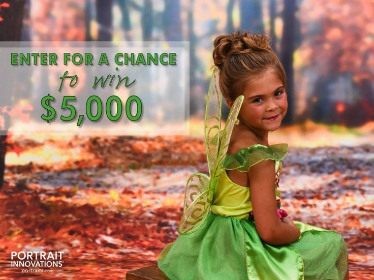 A Modern Day Fairy Tale: FREE Halloween Portrait Event at Portrait Innovations!! (+ a Contest!) #sp