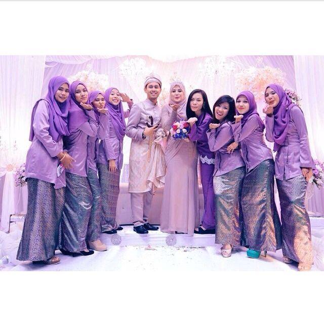 My Dulang Girls, @ the Bridesmaid