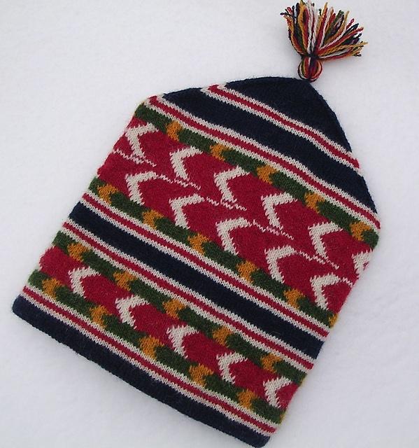 Ravelry: Baritono's Cap from Leksand, Dalecarlia/ Tupphätta från Leksand, Dalarna