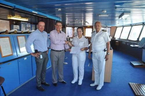 Απολογισμός κοινωνικής προσφοράς της Celestyal Cruises