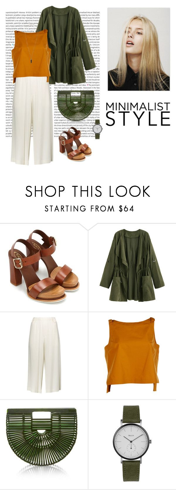 """""""18/04"""" by dorey on Polyvore featuring Tod's, Helmut Lang, Fendi, nineteen and Isabel Marant"""