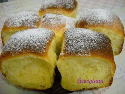 Just cooking!: Bucte cu cremă de vanilie și ananas