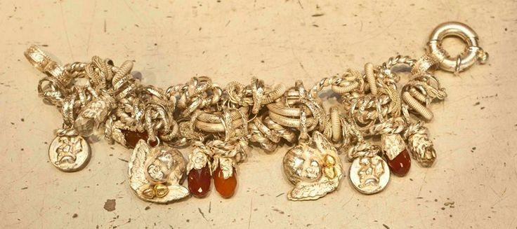 Giuseppina Fermi Gioielli Bracelet --->Article 192192-14<--- #gioielli #bracelets #jewelry #chicaccesories #italiansophistication #madeinitaly #bijoux #silver