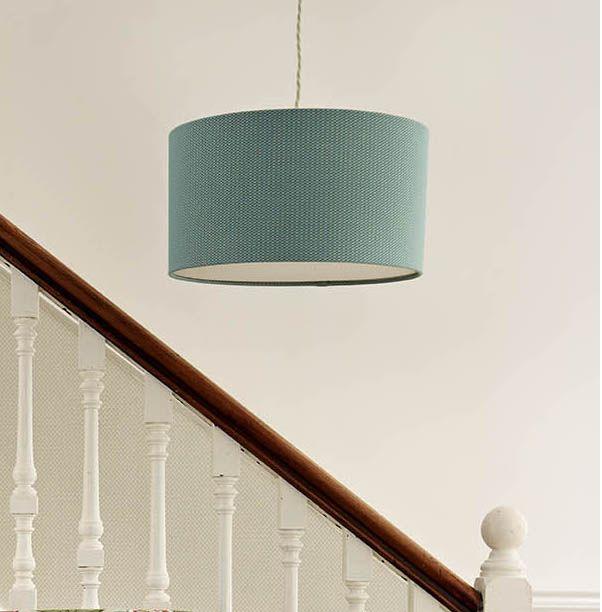 Silver Lampshade, Redo Lamp Shades And Navy Blue