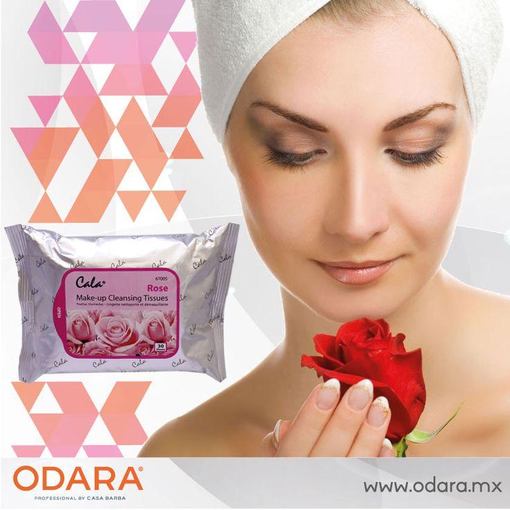 Cuida tu piel y déjala ¡Sin rastro de maquillaje!, con nuestras toallitas desmaquillantes