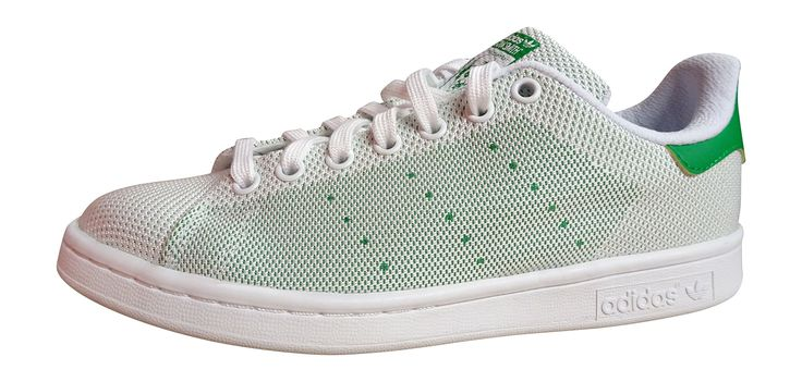 adidas originals stan smith mens trainers sneakers shoes (US 7.5, white green BB5793)