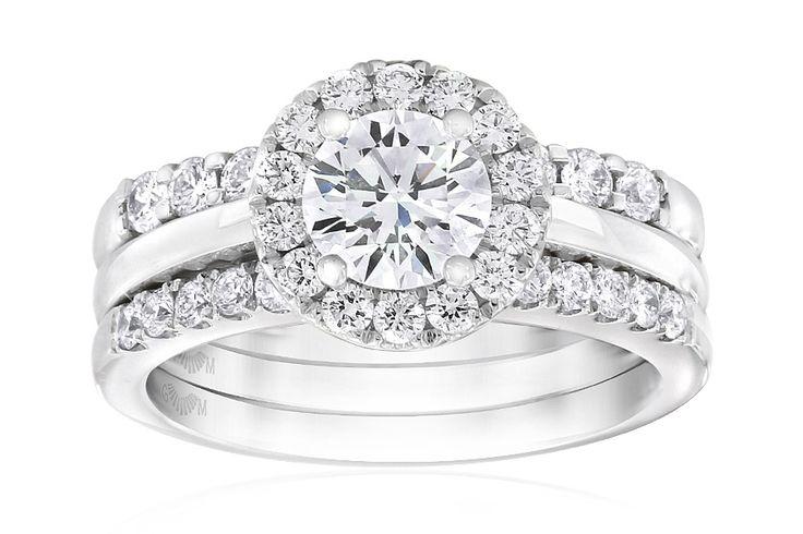 Aura Classic Engagement Ring - Round