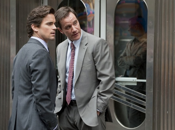 White Collar is a must see and Matt Bomer is a beautiful man ; )