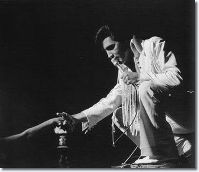 Elvis Presley Memorial Coliseum, Portland, Oregon - November 11, 1970