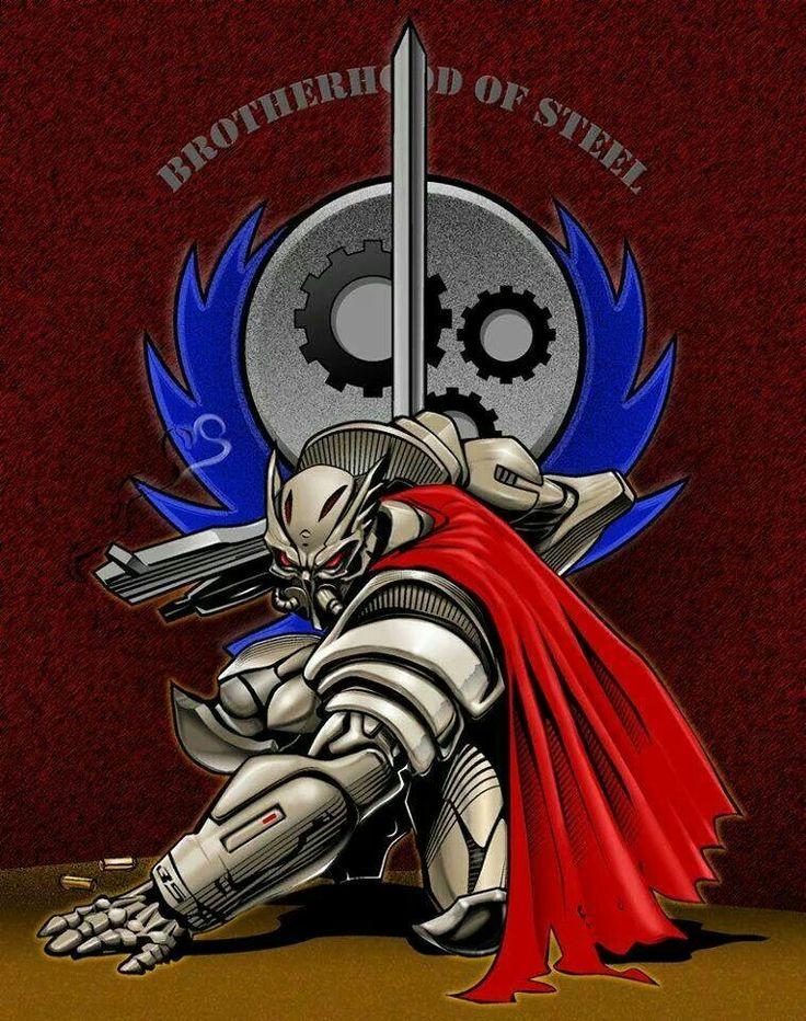 Brotherhood of Steel ~ Fallout ~