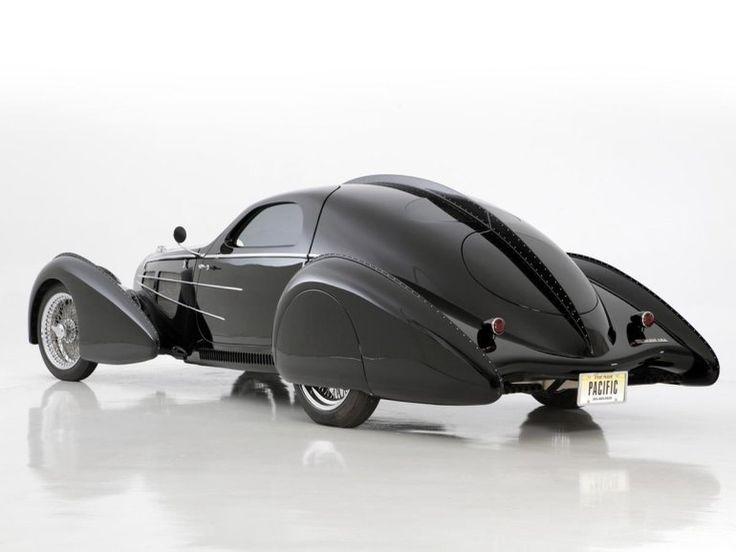 1937 bugatti type 57s atlantic replica for sale 1741078 hemmings motor news cars. Black Bedroom Furniture Sets. Home Design Ideas