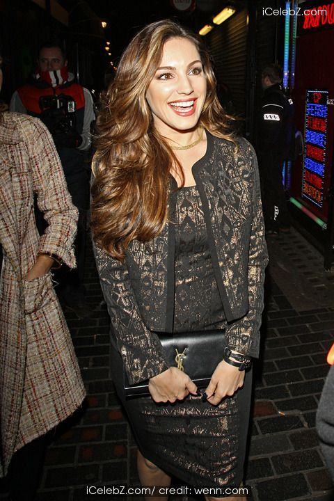 Kelly Brook Rita Ora birthday party at Box Club in Soho See More Pic. http://www.icelebz.com/events/rita_ora_birthday_party_at_box_club_in_soho/