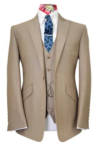 The Ashmore Summer Barley Suit