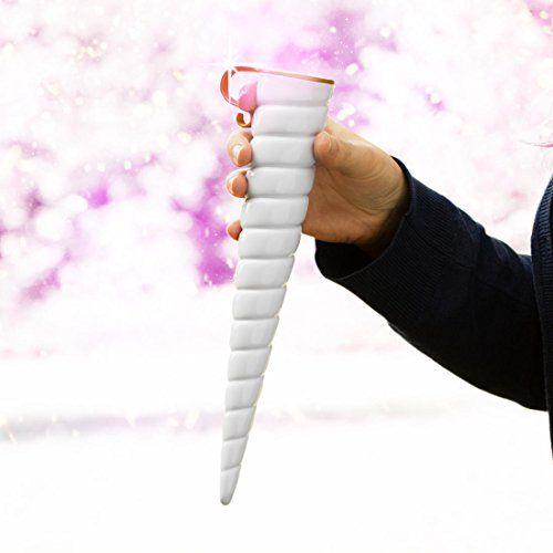 Magisches Einhorn Trinkhorn - Kelch aus einer anderen Welt - Geschenkideen für Frauen - (*Partner-Link)