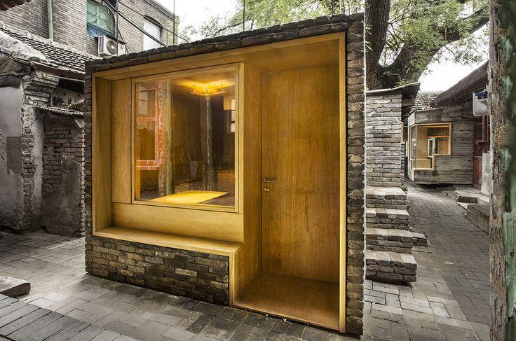 Micro Yuan'er Children's Library & Art Centre | Architect Magazine | ZAO/standardarchitecture, Beijing, China, Community, Cultural, 2016 Aga Khan Award for Architecture Shortlist
