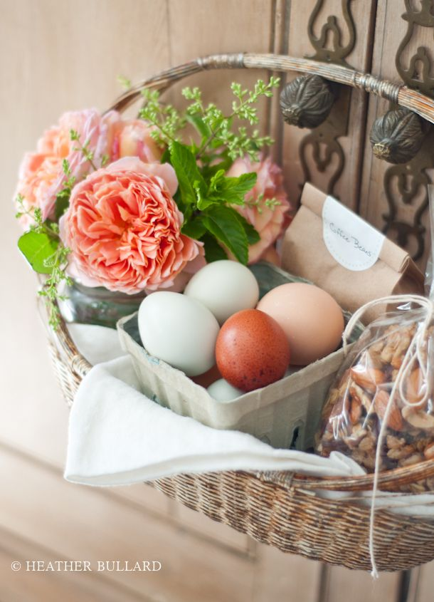 116 best easter fun foods baskets images on pinterest easter perfect gift basket to begin the day healthy gift basketsbreakfast negle Image collections