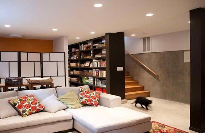 Small Basement Ideas Ikea Small Basements Basement Family Rooms