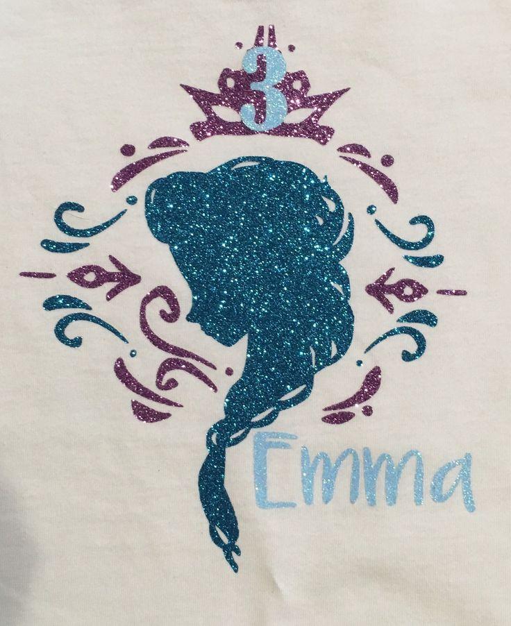 Frozen Birthday Shirt, 3rd birthday Elsa, threenager, sister birthday, frozen theme birthday by LakesideDesigns1 on Etsy