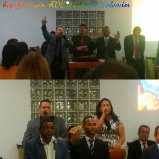 #eliasba #musicagospel #adoracao #musica #evangelico boa noite povo abençoado na paz do senhor Jesus Cristo, hoje foi assim AD Madureira# PR.RAFAEL# valeuuu pela recepção meu muito obrigado. ...