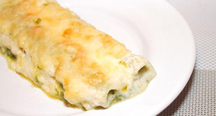 Mascarponés spenóttal töltött cannelloni recept   APRÓSÉF.HU - receptek képekkel