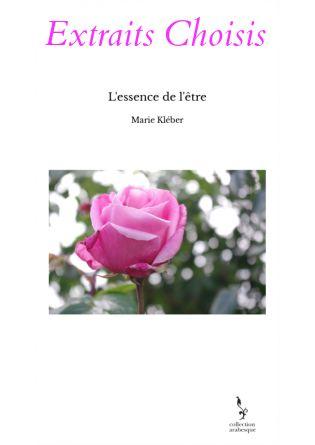 Extraits premier livre de Marie Kléber