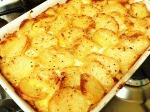 aardappel ovenschotel