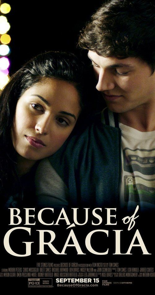 Because of Gracia (2017) Full Movie Streaming HD