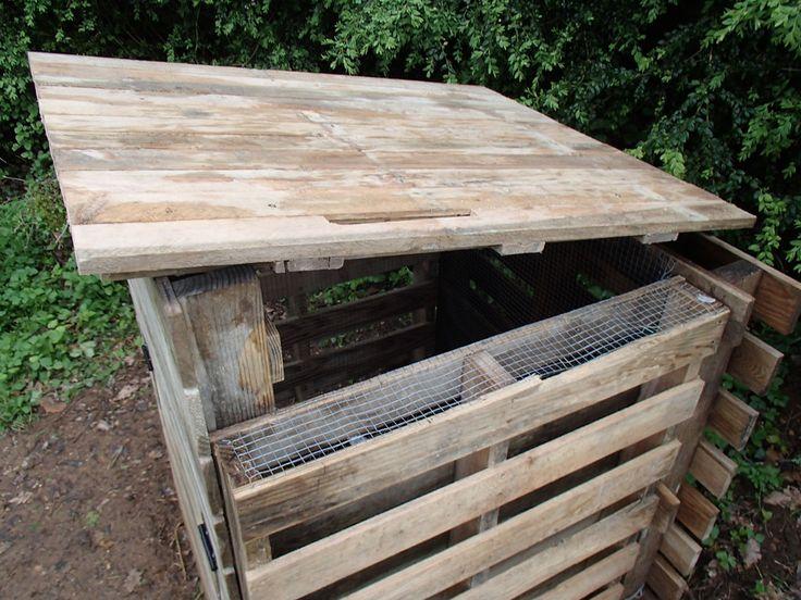 1000 ideas about fabriquer composteur on pinterest composteur fabriquer un composteur and le. Black Bedroom Furniture Sets. Home Design Ideas