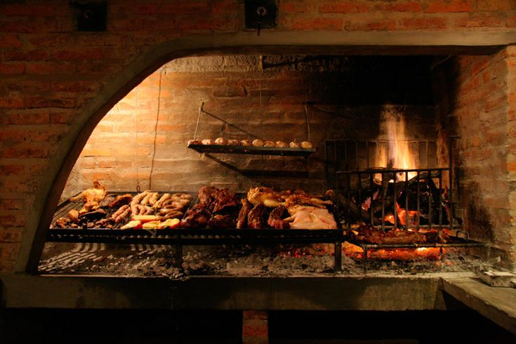 The incredible Argentine BBQ. http://www.saluxuryexpeditions.com/blog/the-best-bbq-in-the-world-asado-in-argentina/