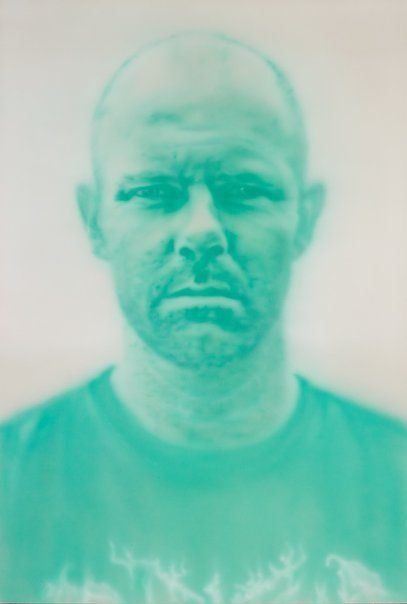 Fiona Lowry: Shaun Gladwell :: Archibald Prize 2013 :: Art Gallery NSW