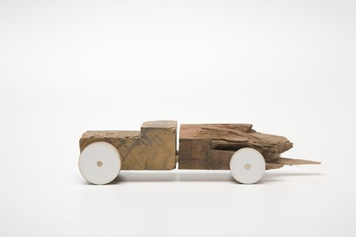 Truck Toco - Recycled wooden cars by Marcelo Zocchio (with interview by @Faiblessed)