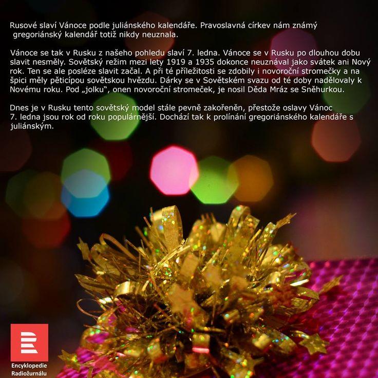 Proč slaví Rusové Vánoce později?
