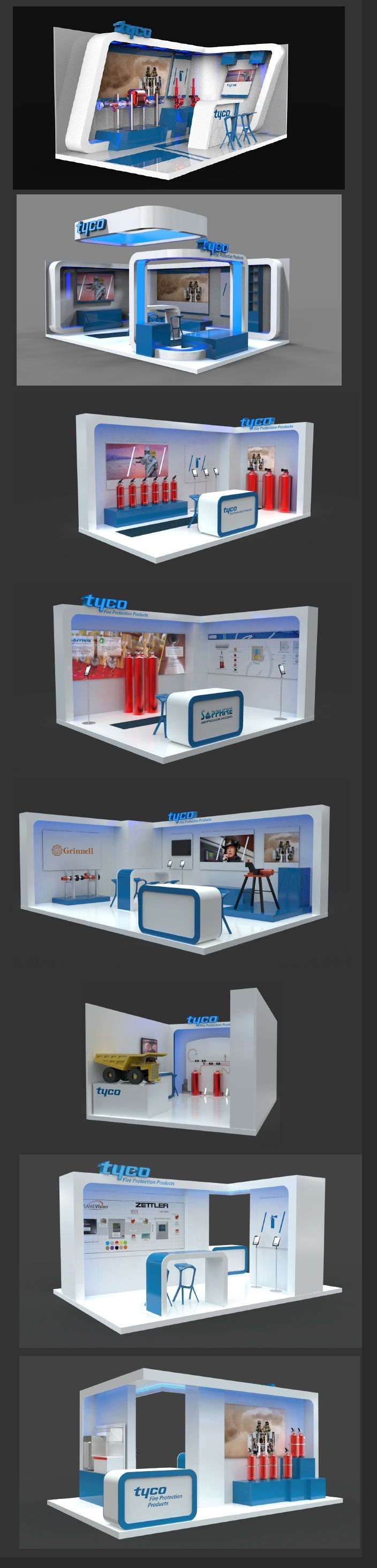 exhibit design artica - Artica Designs